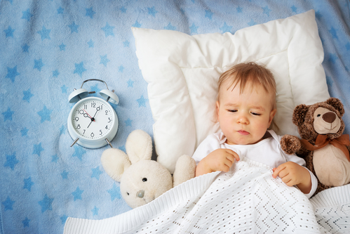 Far dormire il bebè