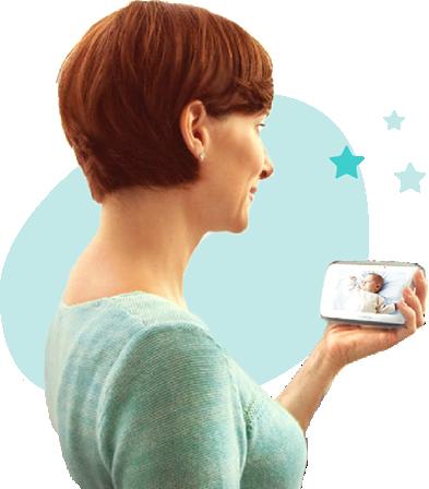 Baby monitor per bambini